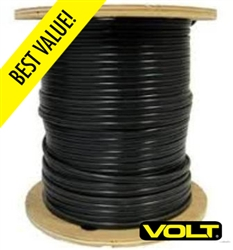 12/2 500ft. | Low Voltage Direct Burial Cable for Landscape Lighting