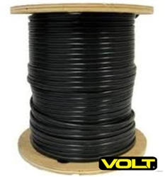 8/2 100ft. | Low Voltage Direct Burial Cable for Landscape Lighting