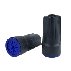 DryConn Black and Blue Waterproof Connectors (Large)