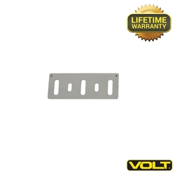 "VOLT® 6"" Stainless Steel Hardscape Mounting Plate"