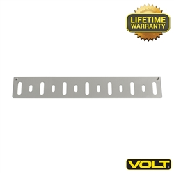 "VOLT® 18"" Stainless Steel Hardscape Mounting Plate"