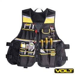 Stanley Fatmax Tool Vest for the landscape lighting professional
