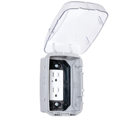 GFCI Outlet In-Use Cover Single Gang