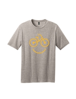 Gray Kids Short Sleeve T-Shirt