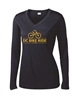 Ladies DC Long Sleeve Performance T-Shirt