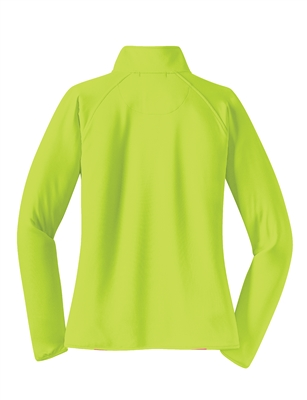 Ladies Neon DC Bike Ride Stretch Pullover