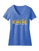 Ladies 2020 DC Skyline Short Sleeve T-Shirt