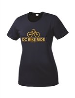 Ladies DC Short Sleeve Performance T-Shirt