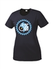 Ladies DC Gear Logo Short Sleeve Performance T-Shirt