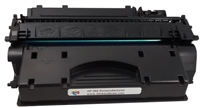 HP 05X  (CE505X) Black Toner Cartridge Remanufactured