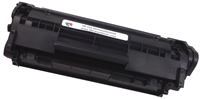 HP 12A (Q2612A) Black Toner Cartridge Remanufactured