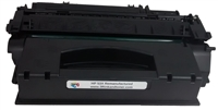 HP 53X (Q7553X) Black Toner Cartridge Remanufactured