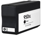 HP 950XL (CN045AN) Black Ink Cartridge Refilled