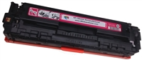 HP CB543A (125A) Magenta Toner Cartridge Remanufactured