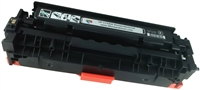 HP CC530A (304A) Black Toner Cartridge Refill