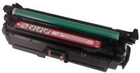 HP CE253A (504A) Magenta Toner Cartridge Remanufactured