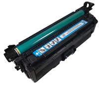 HP CE261A (648A) Cyan Toner Cartridge Remanufactured