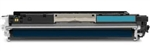 HP CE311A (126A) Cyan Toner Cartridge Remanufactured