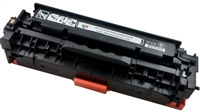 HP CE410X (305X) Black Toner Cartridge Remanufactured