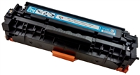 HP CE411A (305A) Cyan Toner Cartridge Remanufactured