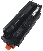 HP CF410X (410X) Black Toner Cartridge Remanufactured