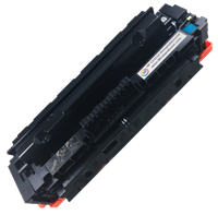 HP CF411X 410X Cyan Toner Cartridge Remanufactured