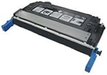 HP Q6460A (644A) Black Toner Cartridge Remanufactured
