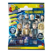Doctor Who- Micro-Figure Pack Series 2