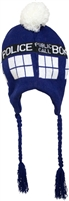Doctor Who- TARDIS Lapland Hat