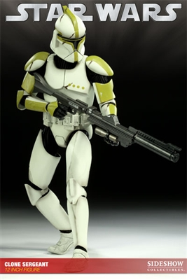 Star Wars - Clone Sergeant Phase 1 Figure