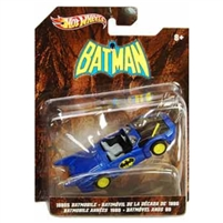 Batman- 1980s Batmobile
