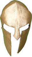 300 David Whenem Screen Used Helmet and Arm Guards.