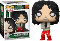 Alice Cooper - Straight Jacket Pop! Vinyl Funko 30208