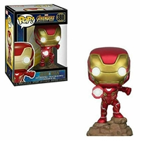 Funko Pop Vinyl Avengers Iron Man lights 30344