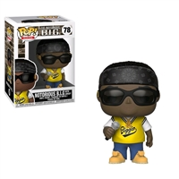 Notorious B.I.G. - Notorious B.I.G. with Jersey Pop! Vinyl  Funko 31554