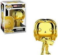 Funko Pop Vinyl Gamora gold chrome 33519
