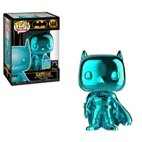 Batman - Batman Teal Chrome Pop! Vinyl SDCC 2019 40097 Funko