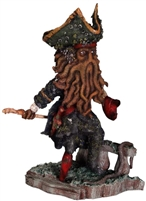 Pirates of The Carribean- Davy Jones Deluxe Bobble Statue