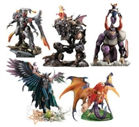 Final Fantasy- Creatures Volume 1