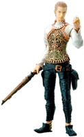 Final Fantasy XII- Balthier Action Figure