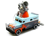 Rat Fink- '59 GMC Armored Truck