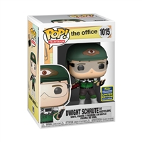 Funko Pop Vinyl 889698478830 office dwight recyclops sdcc 2020 47883