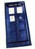 Doctor Who - TARDIS Beach Towel  150 X 75cm