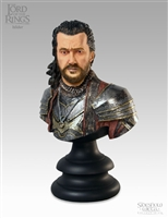 Lord of the Rings- Prince Isildur Polystone Bust