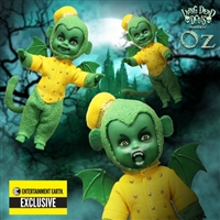 Living Dead Dolls Flying Monkeys of Oz 3-Pack Mezco 94517 Oz