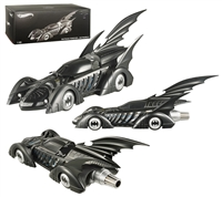 1:18 1995 Batman Forever Batmobile Elite Hot Wheels BCJ98