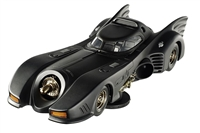 1:18 Batman Returns Batmobile Elite Hot Wheels BLY24
