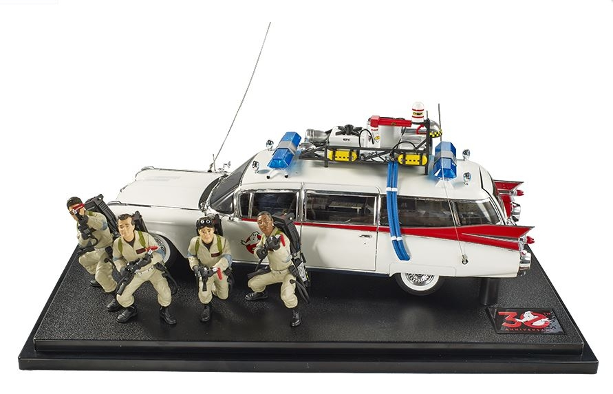Ghostbusters' Ecto-1 detailed in behind-the-scenes video - Boss ...