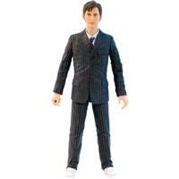 Doctor Who- 10th Doctor with Sonic Screwdriver Figure