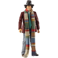 Doctor Who- 4th Doctor Figure